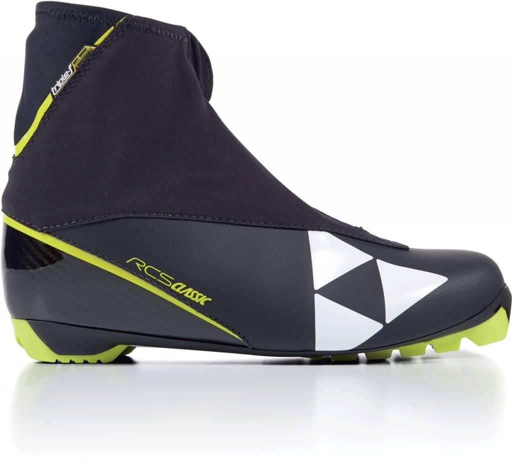 Fischer Classic Boots RCS Carbonlite 2017
