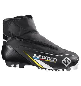 Salomon Classic Boots Equipe 8 Pilot 2018