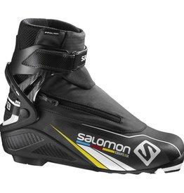 Salomon Equipe 8 Skate Prolink Boots 2018