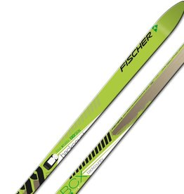 Fischer E99 Easy Skin Tour Xtralite Backcounty Skis