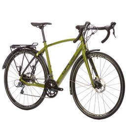 Opus Spark 4 Adventure Edition 2017 Touring Bike
