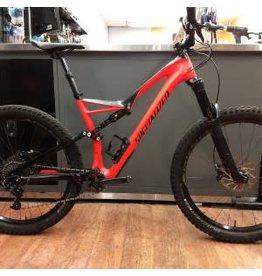Vélo de montagne StumpJumper FSR Expert Carbone 6fattie 2017 Demo Large