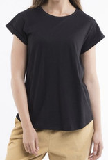 Silent Theory Lucy Tee Black