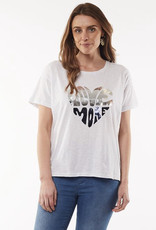 Elm Love More Tee