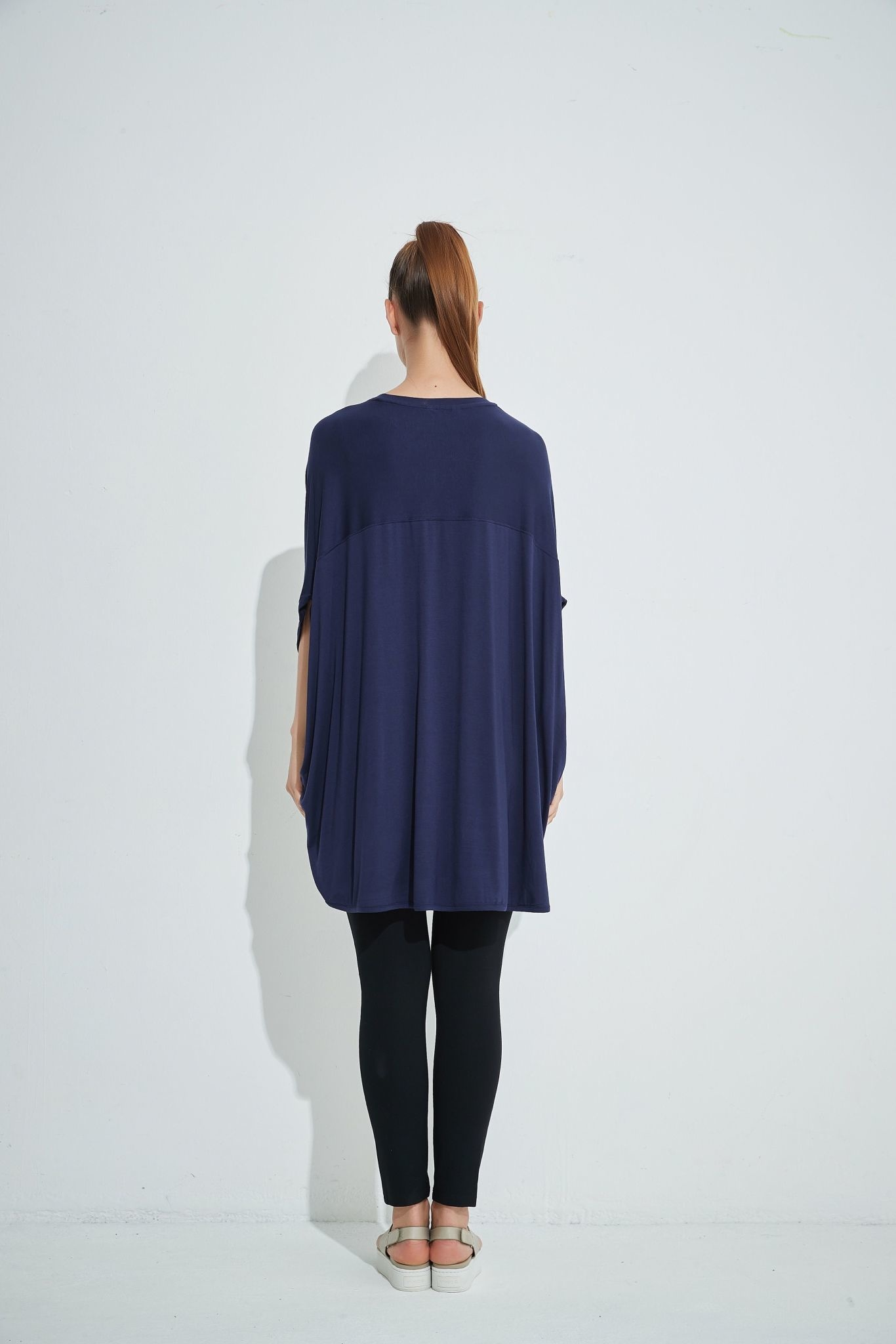 Tirelli Oversized Relaxed Top