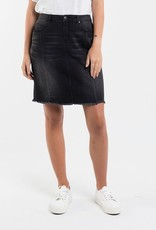 Foxwood Kiama Skirt Black
