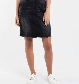 Foxwood Kiama Skirt Black