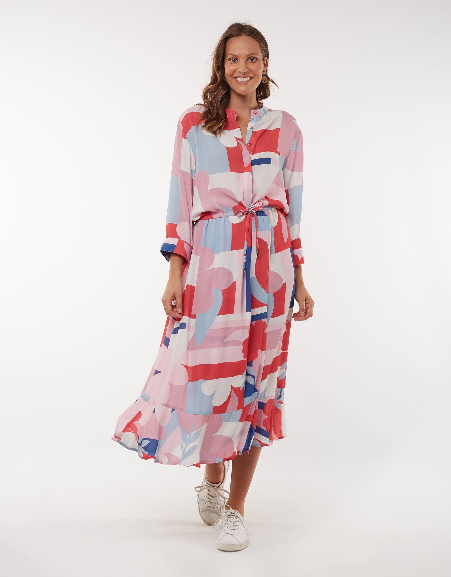 Elm Infinity Midi Dress