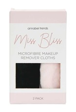 Annabel Trends Miss Bliss Microfibre Makeup Remover Cloths