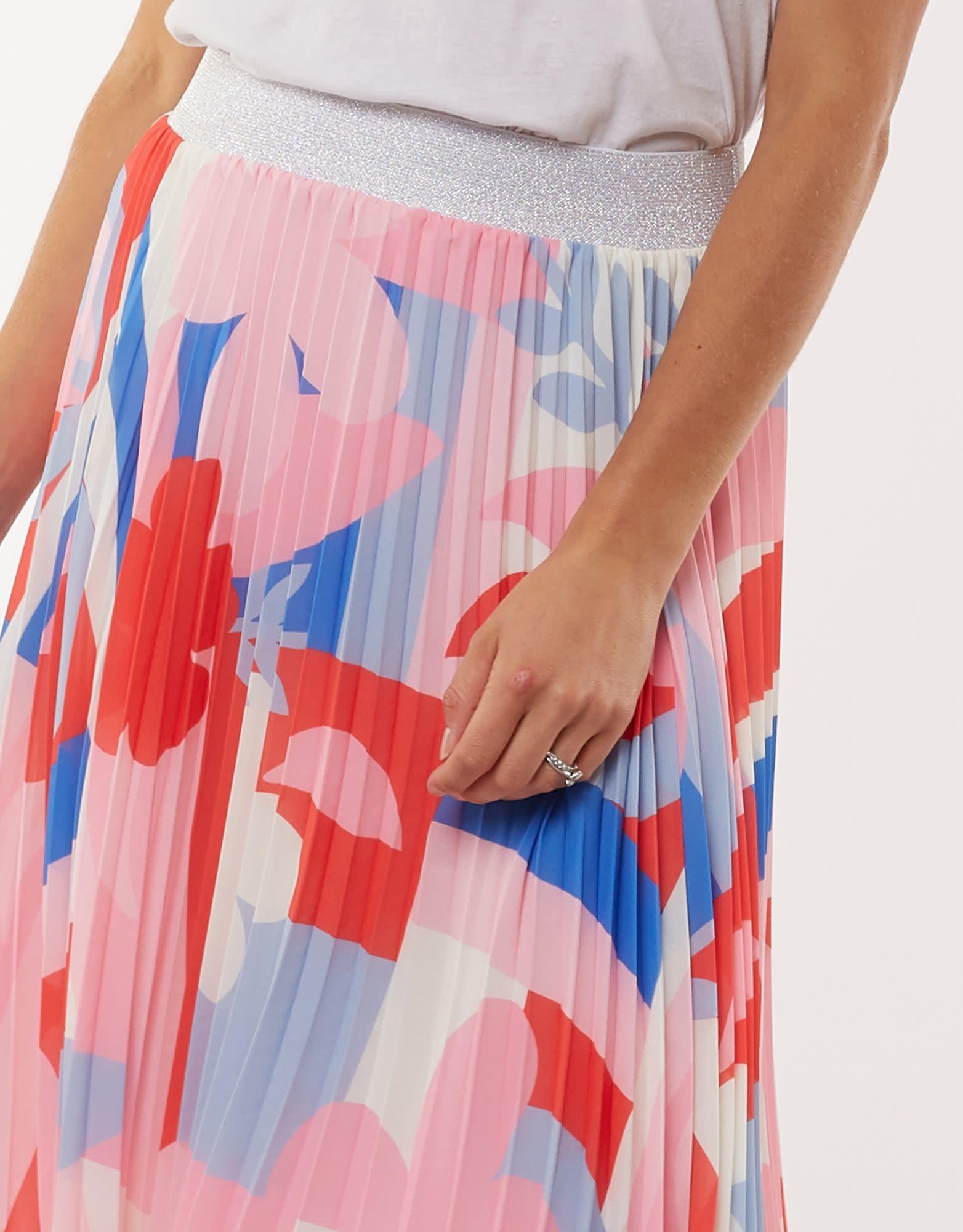 Elm Infinity Pleat Skirt