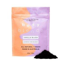 Body Blendz Vanilla Blush Coffee Scrub