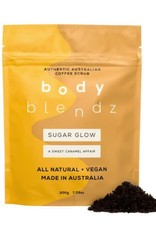 Body Blendz Sugar Glow Coffee Scrub