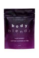 Body Blendz Coffee Shimmer