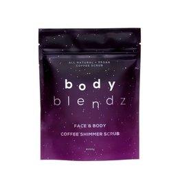 Body Blendz Coffee Shimmer