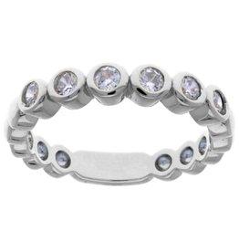 Sybella R1709 Silver Size 7