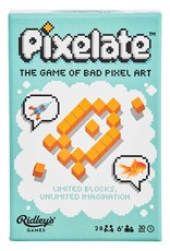 Wild & Wolf Pixelate Game