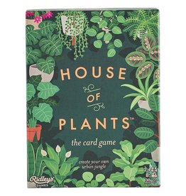 Wild & Wolf House of Plants Game