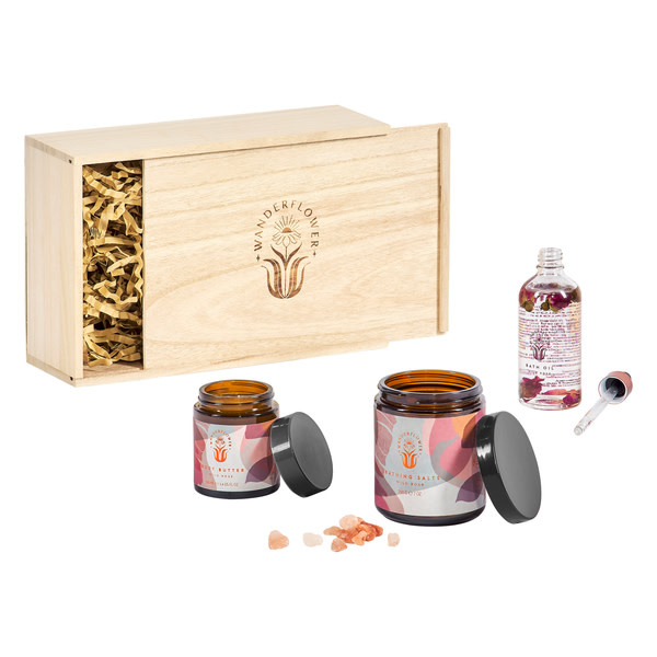 Wild & Wolf Wanderflower Time to unwind Set