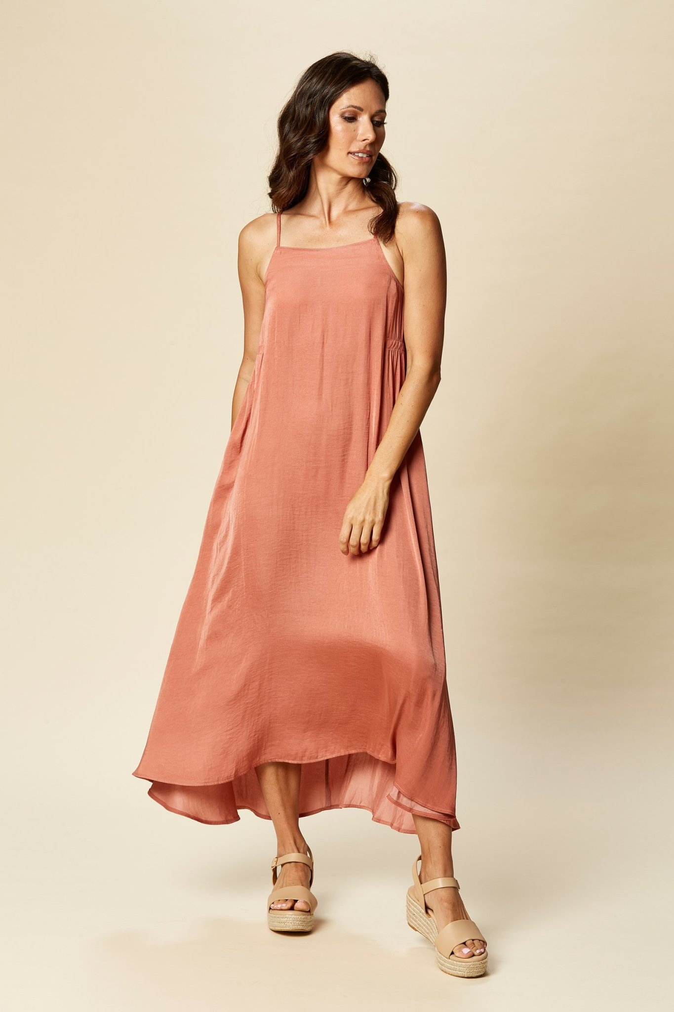 Eb & Ive Zena Maxi dress