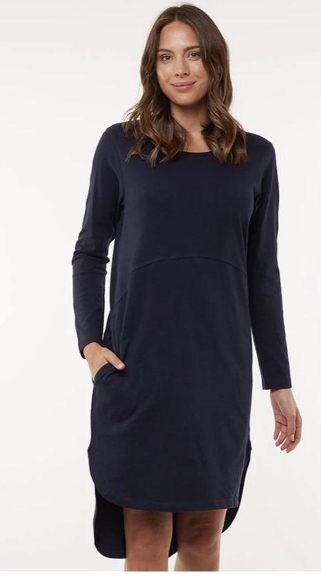 Foxwood Bay LS Dress