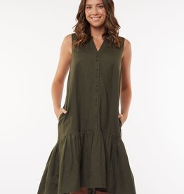 Foxwood Yara Dress Khaki