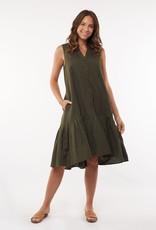 Foxwood Yara Dress Khaki