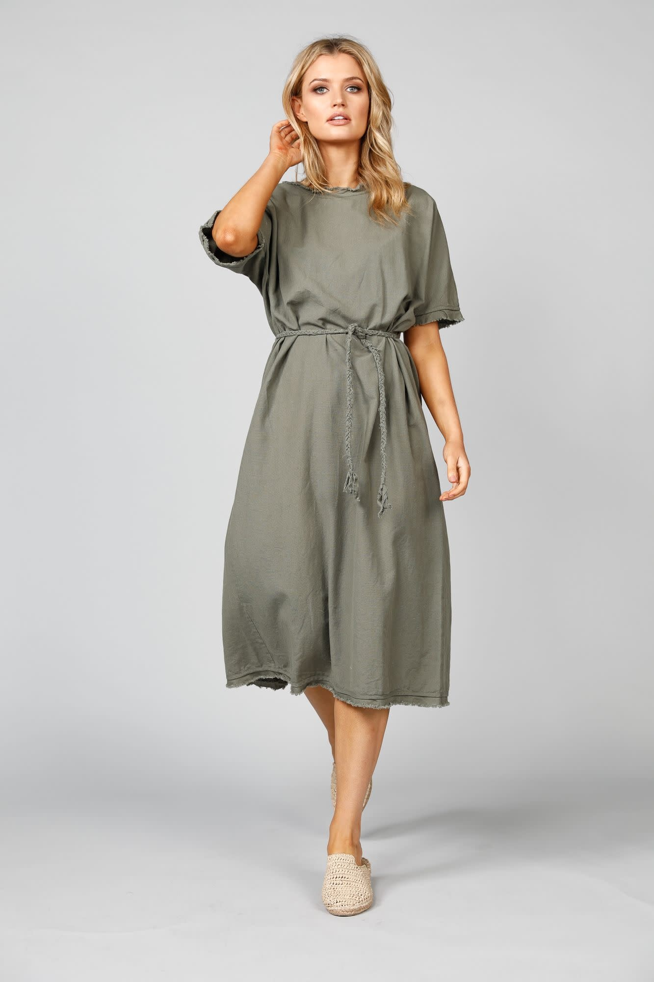 Shanty Tuscan Dress