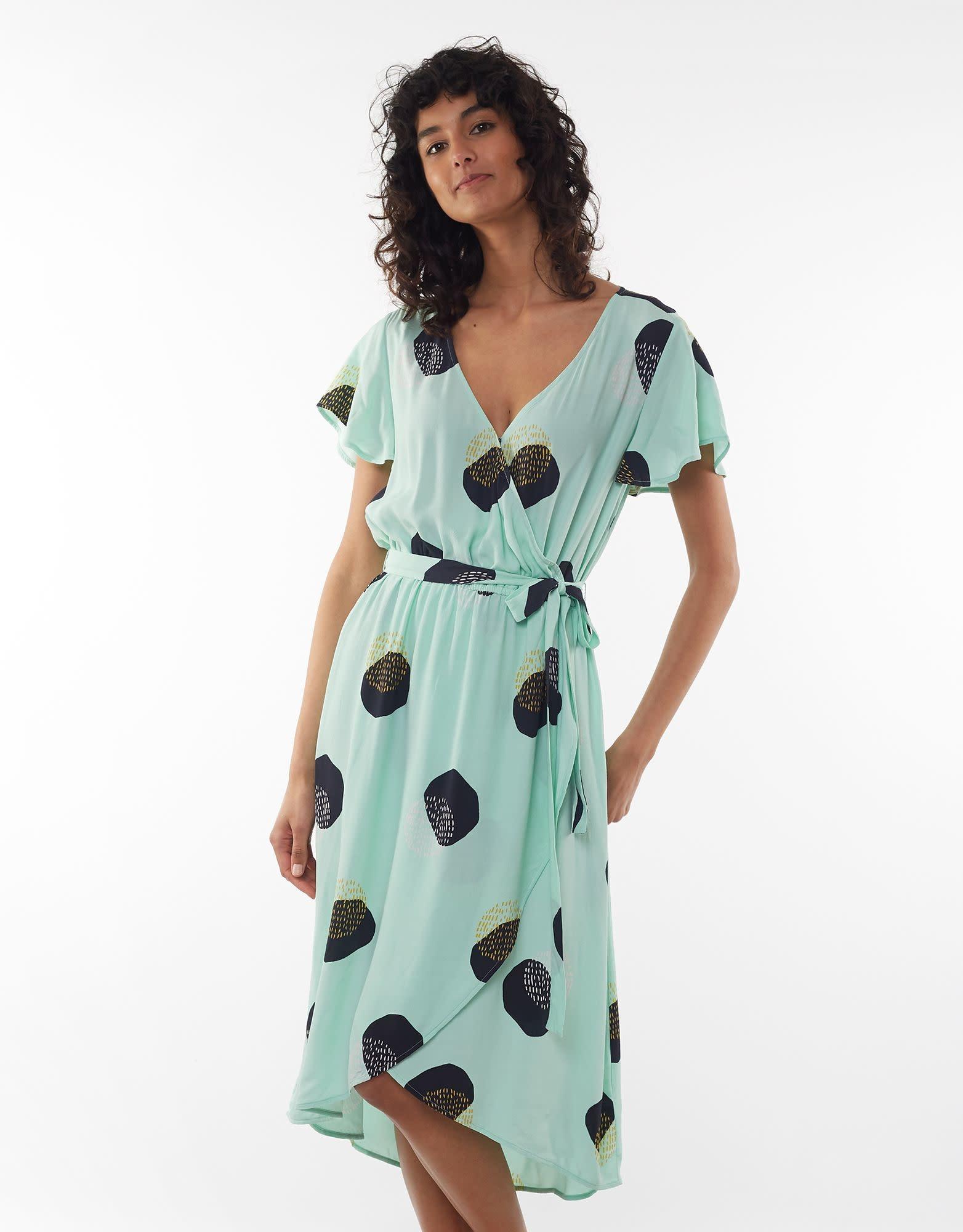 Elm Sally Spot Dress