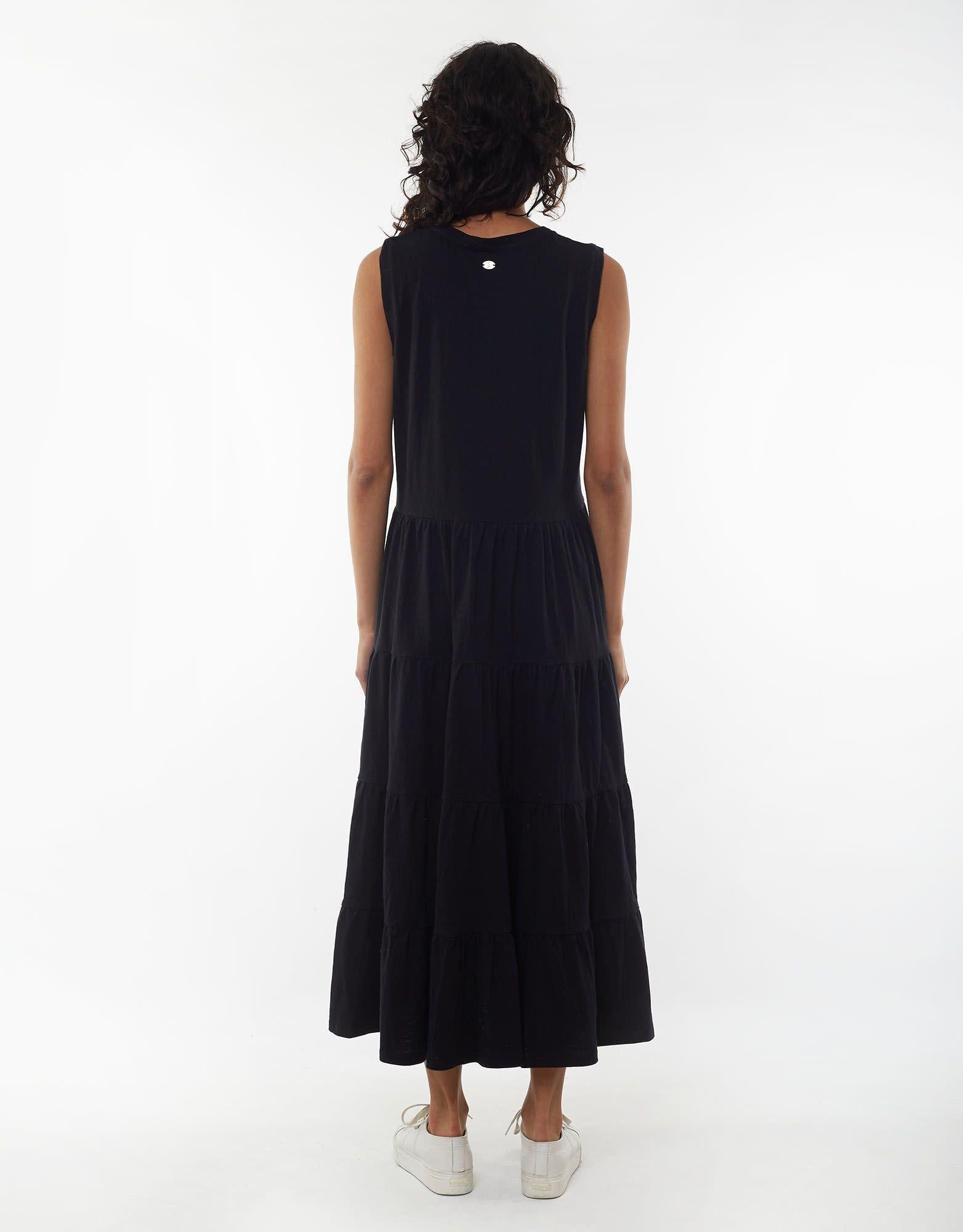 Foxwood Nebraska Frill Dress