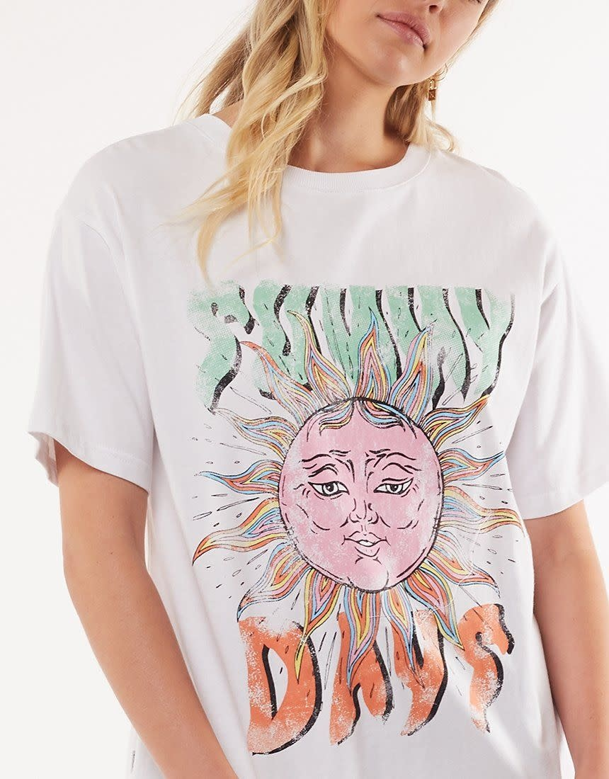 All About Eve Sunny Days Tee