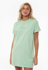 All About Eve Washed Tee Dress AAE Mint