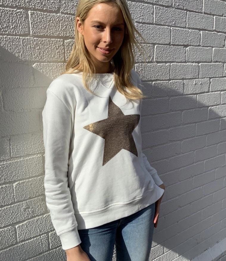 White/Gold Star Crew