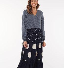 Elm Poppy Midi Dress
