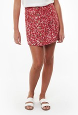 All About Eve Hand Painted Floral Skirt