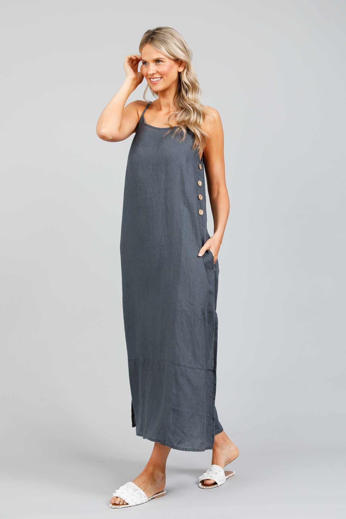 Cliffside Maxi Dress