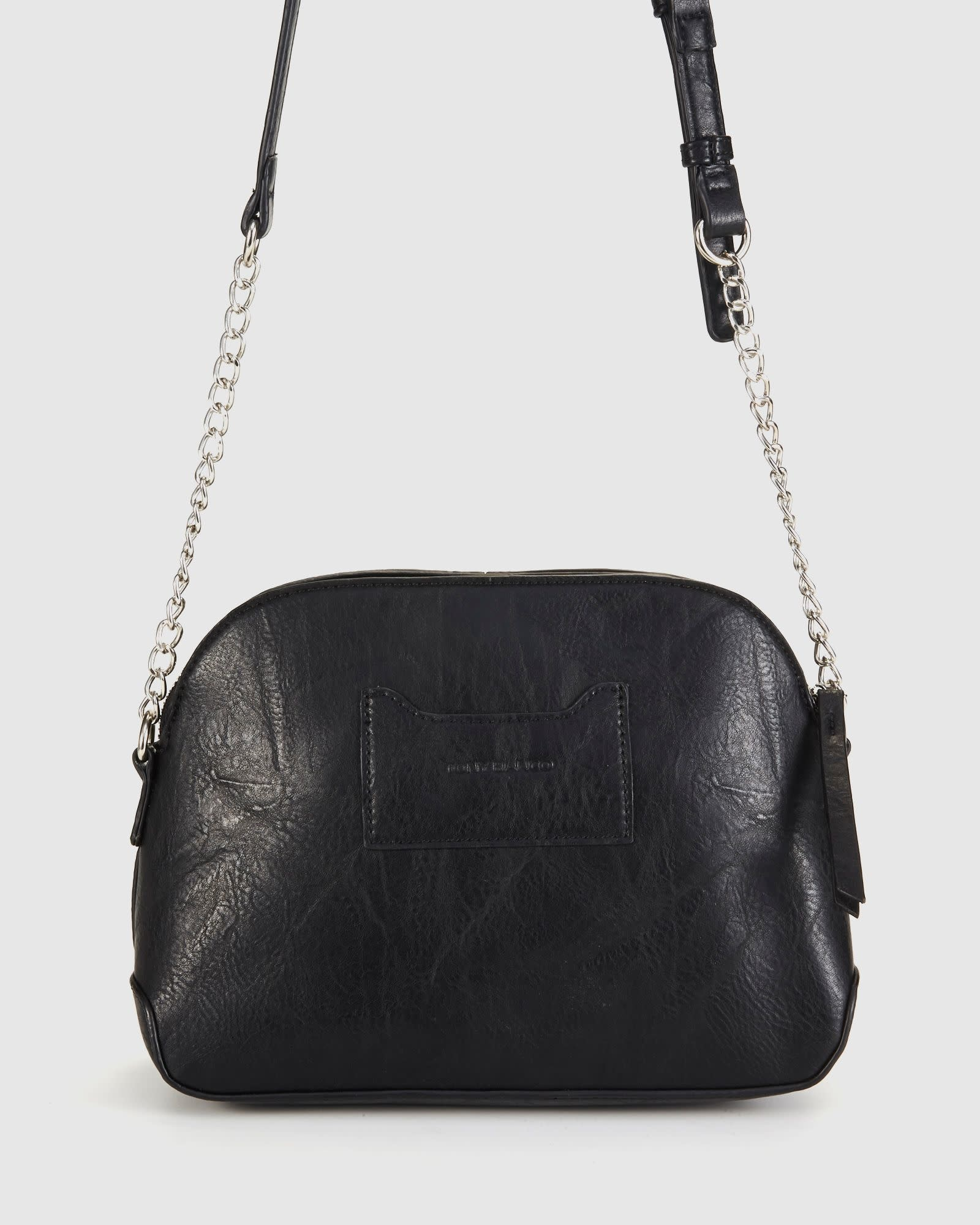 Tony Bianco Josh 1/2 Moon Crossbody Bag