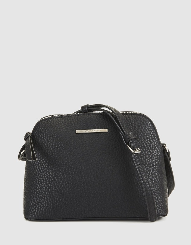 Tony Bianco Johny 1/2 Moon Crossbody bag