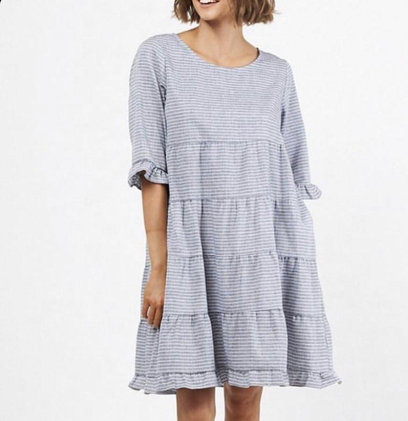 Milly Stripe Dress