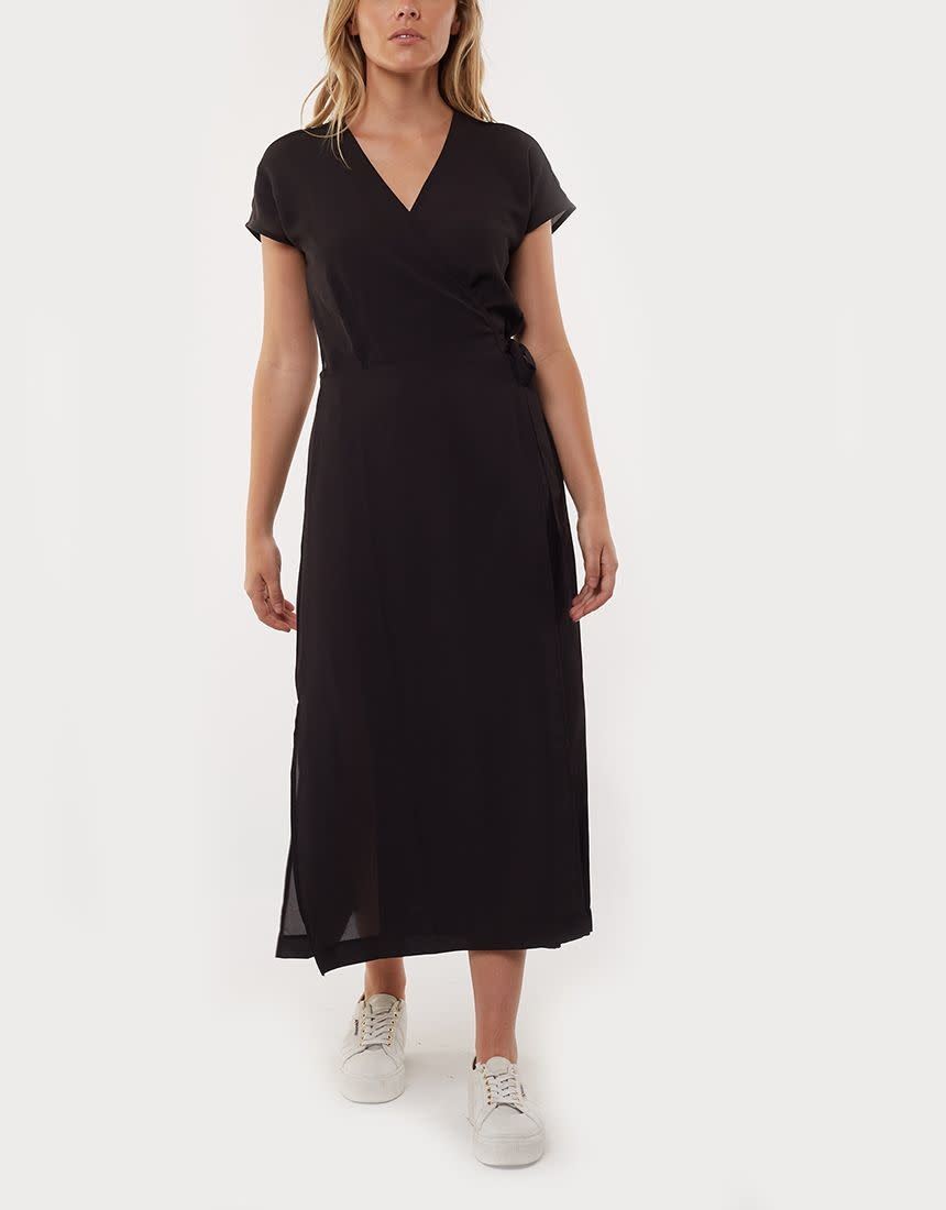 Silent Theory Magnolia Wrap Dress
