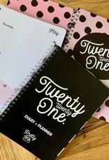 Pretty Ink Ink Twenty twenty One Diary & Planner