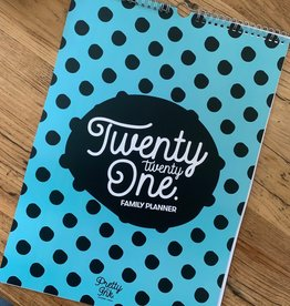 Pretty In Ink Family Planner