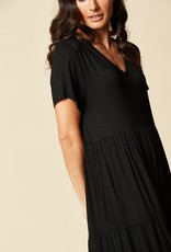 Eb & Ive Sorella Dress Black