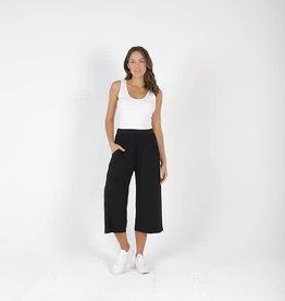 Betty Basics Dublin Cropped Pant Black