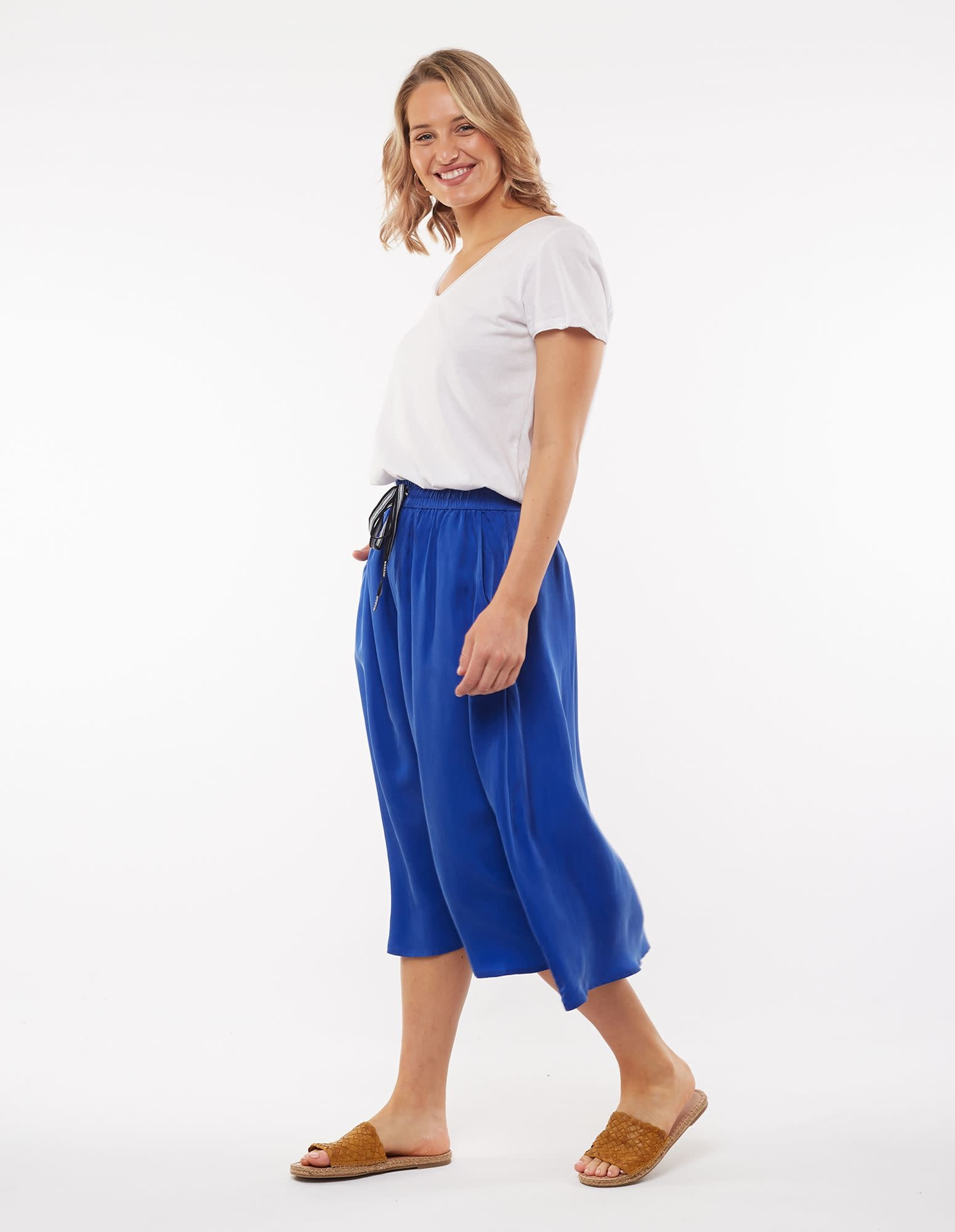 Elm Harlow Skirt Blue