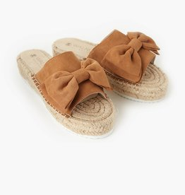 Walnut Mia Espadrille Tan