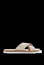 Billini Hale white Clay Slide