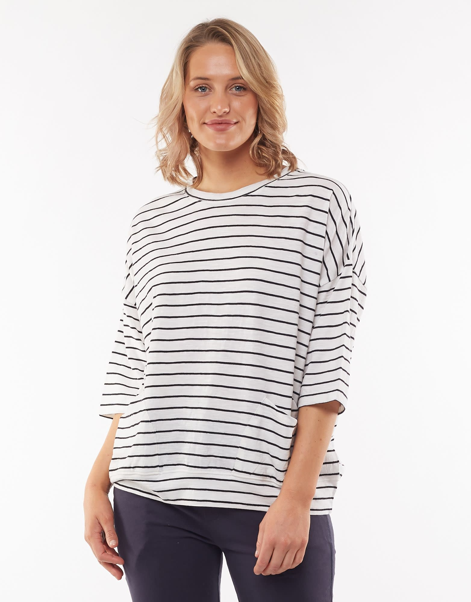 Elm Maize Sweat Stripe