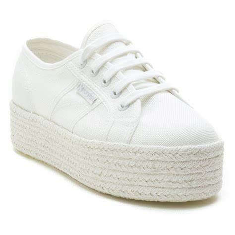 Superga 2790 COTCOLOROPEW WHITE