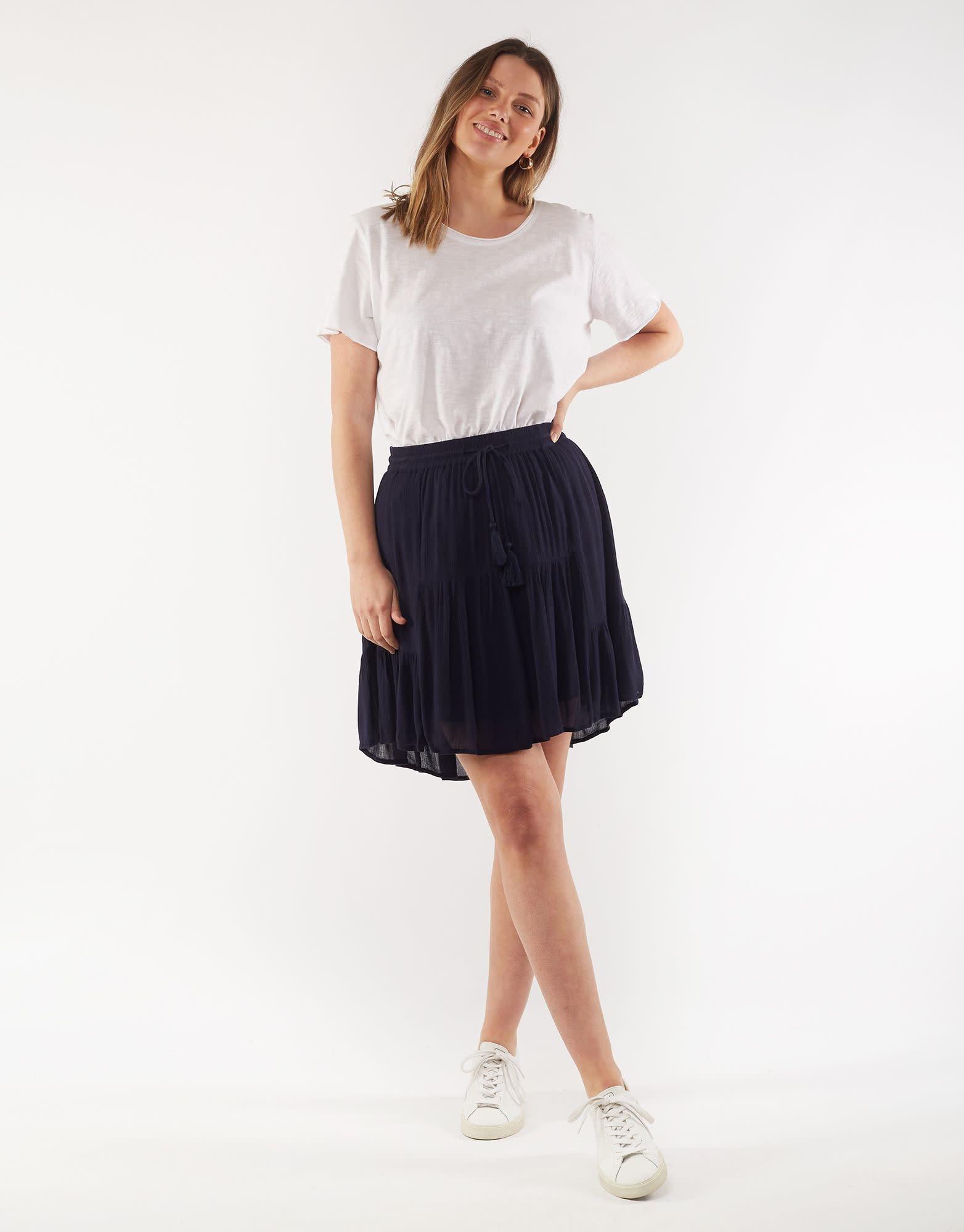 Foxwood Noble Skirt Navy