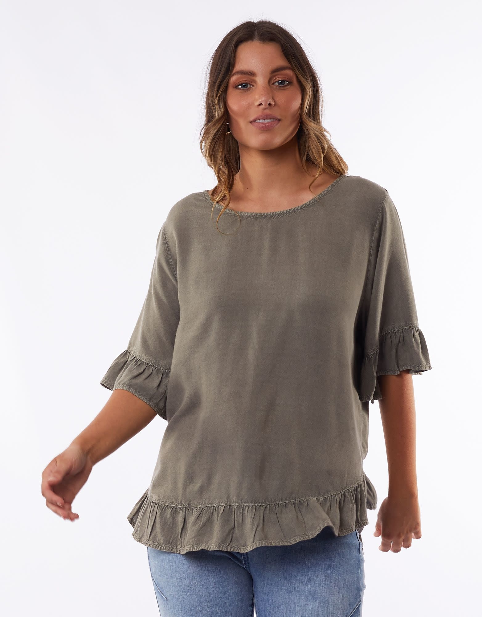 Foxwood Cassis Top